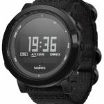 นาฬิกา ผู้ชาย - ผู้หญิง Suunto รุ่น SS022438000, Essential Ceramic Sapphire All Black Textile Watch