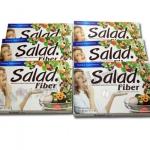 ชุด 2 เดือน สลัดไฟเบอร์ Salad Fiber เร่งการเผาผลาญ ควบคุมน้ำหนักได้ดี