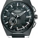 นาฬิกาข้อมือผู้ชาย Citizen Eco-Drive รุ่น CC2004-08E, Satellite Wave Sapphire Titanium Japan Limited Edition