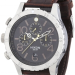 นาฬิกาผู้ชาย Nixon รุ่น A3631887, 48-20 Chrono Quartz Men's Watch