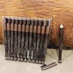 ดินสอเขียนคิ้วสีน้ำตาลปลอกหัวเเปรงเเละหัวหวี ashley .ราคาส่งโหลละ 120 บาท