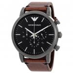 นาฬิกาผู้ชาย Emporio Armani รุ่น AR1919, Chronograph Quartz Men's Watch
