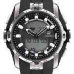 นาฬิกาข้อมือผู้ชาย Roamer of Switzerland รุ่น 770990 41 55 07, Trekk Master Sapphire Chronograph Multi-Function All Terrain