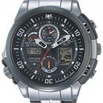 นาฬิกาข้อมือผู้ชาย Citizen รุ่น JY8000-50E, Promaster Eco-Drive Titanium Sapphire Skyhawk Radio Controlled