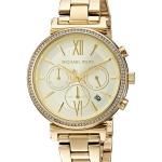 นาฬิกาผู้หญิง Michael Kors รุ่น MK6559, Chronograph Diamond Women's Watch