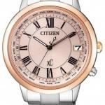 นาฬิกาผู้หญิง Citizen Eco-Drive รุ่น CB1106-51W, Global Radio Controlled Titanium Sapphire Japan Women's Watch