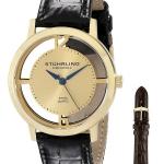 นาฬิกาผู้ชาย Stuhrling Original รุ่น 388G2.SET.02, Winchester Cathedral Quartz Men's Watch