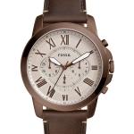 นาฬิกาผู้ชาย Fossil รุ่น FS5344, Grant Chronograph Men's Watch