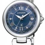 นาฬิกาข้อมือผู้หญิง Citizen Eco-Drive รุ่น EC1030-50L, Radio World Time Japan Sapphire