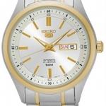 นาฬิกาผู้ชาย Seiko รุ่น SNKN92K1, Seiko 5 Automatic 21 Jewels Men's Elegant Watch