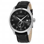 นาฬิกาผู้ชาย Hamilton รุ่น H42515735, Jazzmaster Maestro Automatic Leather Men's Watch