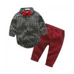 ID464- เสื้อ+กางเกง 4 ชุด /แพค ไซส์ 70 80 90 95
