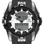 นาฬิกาข้อมือผู้ชาย Roamer of Switzerland รุ่น 770990 41 15 07, Trekk Master Sapphire Chronograph Multi-Function All Terrain
