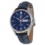นาฬิกาผู้ชาย Tag Heuer รุ่น WAR201E.FC6292, Carrera Automatic Blue Dial