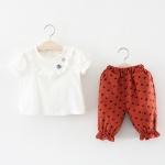 HG555 - เสื้อ+กางเกง 5 ตัว/แพค ไซส์ 6 8 10 12 14