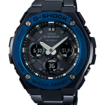 นาฬิกา คาสิโอ Casio G-Shock รุ่น GST-S110BD-1A2, G-STEEL Series Tough Solar Watch
