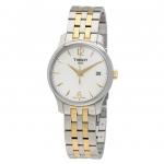 นาฬิกาผู้หญิง Tissot รุ่น T0632102203700, TRADITION LADY