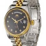 นาฬิกาผู้ชาย Orient รุ่น EV0J002B, Leader President Automatic Sapphire Crystal Men's Watch