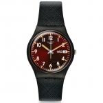 นาฬิกา ชาย-หญิง Swatch รุ่น GB753, Sir Red