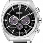 นาฬิกาผู้ชาย Citizen รุ่น CA4280-53E, Eco-Drive 100m Multi-Dial Chronograph Gents Watch