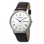 นาฬิกาผู้ชาย Orient รุ่น SUG1R009W6, Capital Dome Crystal Japan