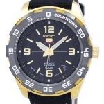 นาฬิกาผู้ชาย Seiko รุ่น SRPB86J1, Seiko 5 Sports Automatic Japan