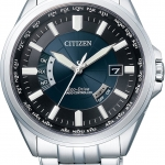 นาฬิกาผู้ชาย Citizen รุ่น CB0011-69L, Citizen Collection Eco-Drive Radio Controlled World Time Perpetual Calendar Japan Made Men's Watch