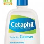 Cetaphil เซตาฟิล Cetaphil Gentle Skin Cleanser เซตาฟิลล้างหน้า สำหรับผิวบอบบาง สูตรสำหรับผู้ที่มีผิวแห้ง แพ้ง่าย ขนาดกลาง 250ml เมื่อซื้อ 25 ชิ้นขึ้นไป