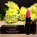 Mac matte lipstick ลิปเนื้อเเมท ส่ง 90 ฿