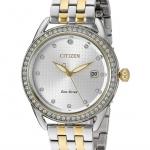 นาฬิกาผู้หญิง Citizen Eco-Drive รุ่น FE6114-54A, LTR