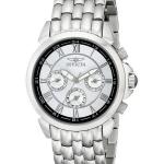 นาฬิกาผู้ชาย Invicta รุ่น INV2875, Invicta Specialty Collection Multifunction Silver Dial