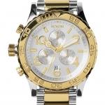 นาฬิกาผู้ชาย Nixon รุ่น A0371431, 42-20 Chrono Quartz Men's Watch