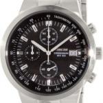 นาฬิกาข้อมือผู้ชาย Citizen รุ่น AN3187-53E, Quartz Chronograph WR 100m Sports