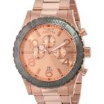 นาฬิกาผู้ชาย Invicta รุ่น INV15161, Specialty Chronograph Rose Gold Tone