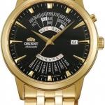 นาฬิกาผู้ชาย Orient รุ่น SEU0A002BH, Multi-Year Perpetual Calendar Japan Automatic