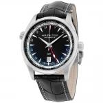 นาฬิกาผู้ชาย Hamilton รุ่น H32695731, Jazzmaster GMT Automatic