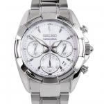 นาฬิกาผู้หญิง Seiko รุ่น SRW807P1, Chronograph Quartz Women's Watch