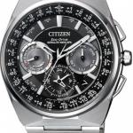 นาฬิกาผู้ชาย Citizen Eco-Drive รุ่น CC9009-81E, Satellite Wave F900 GPS Sapphire Titanium Japan