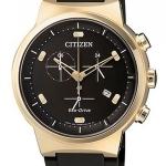 นาฬิกาผู้ชาย Citizen Eco-Drive รุ่น AT2403-15E, Chronograph