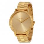 นาฬิกาผู้หญิง Nixon รุ่น A099502, Kensington Gold Quartz Women's Watch