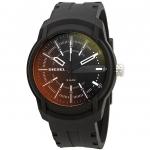 นาฬิกาผู้ชาย Diesel รุ่น DZ1819, Armbar Silicone Black Dial Men's Watch