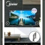 "32"" HD Digital LED TV Curved จอโค้ง ALPHA เหลือ 5990"