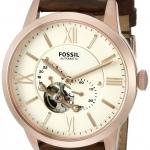 นาฬิกาผู้ชาย Fossil รุ่น ME3105, Townsman Automatic
