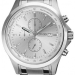 นาฬิกาข้อมือผู้ชาย Citizen Quartz รุ่น AN3510-50A, Chronograph Gent's 100m Elegant