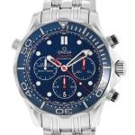 นาฬิกาผู้ชาย Omega รุ่น 212.30.44.50.03.001, Seamaster Professional Co-Axial Diver's Chronograph Automatic
