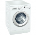 เครื่องซักผ้าฝาหน้า 9KG. SIEMENS WM14P360TH