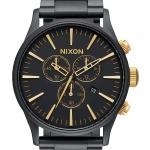 นาฬิกาผู้ชาย Nixon รุ่น A3861041, Sentry Chrono 42mm Quartz Men's Watch