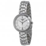 นาฬิกาผู้หญิง Tissot รุ่น T0942101111100, Flamingo Mother Of Pearl Dial Ladies Watch