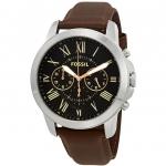 นาฬิกาผู้ชาย Fossil รุ่น FS4813, Grant Chronograph Quartz Men's Watch