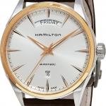 นาฬิกาผู้ชาย Hamilton รุ่น H42525551, Jazzmaster Automatic Men's Watch